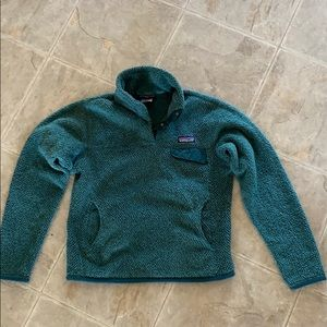 Patagonia re-tool sweater